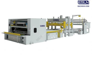 Full Automatic Foam Compress and Roll Packing Prod
