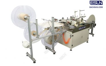 French Pillow top Auto Sewing Machine