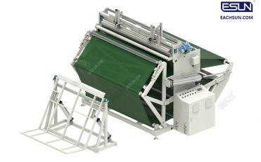 Foam Roll Compressing Machine