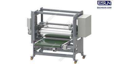 Pillow Glue Roll Application Machine