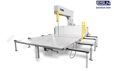ELQ-4L/4XL Vertical Foam Cutting Machine