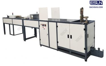 Automatic Continuous Support Innerspring Coiler Machine