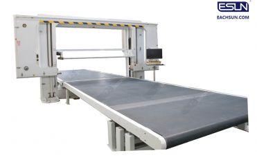 CNC Vertical Circulating Cutting Machine